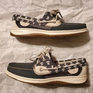 Bluefish Sperry Top Siders